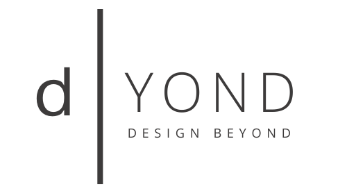 d.yond design beyond logo
